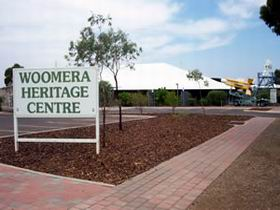 Woomera Heritage and Visitor Information Centre - ACT Tourism