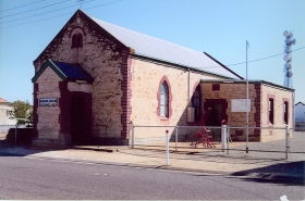 Balaklava Museum Centenary Hall - ACT Tourism