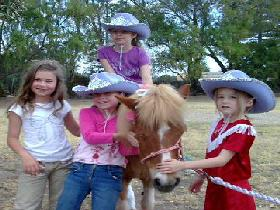 Amberainbow Pony Rides - ACT Tourism