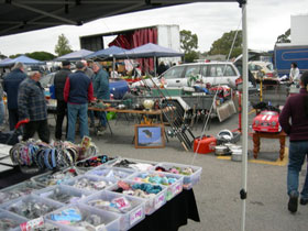 Gepps Cross Treasure Market - ACT Tourism