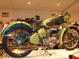 Bicheno Motorcycle Museum - ACT Tourism