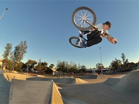 Sensational Skate Park - ACT Tourism