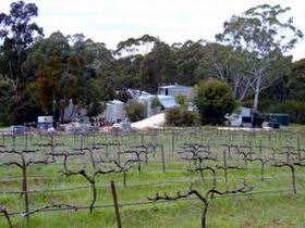 Jeanneret Wines - ACT Tourism