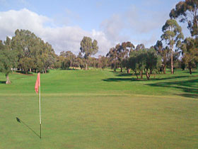 Regency Park Golf Course - ACT Tourism