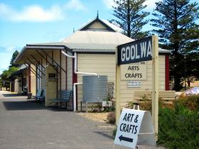 Goolwa Community Arts And Crafts Shop - ACT Tourism