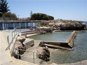 Edithburgh Tidal Pool - ACT Tourism