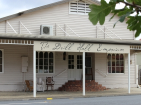 Drill Hall Emporium - The - ACT Tourism