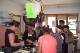 Tranquilles Cooking School - ACT Tourism