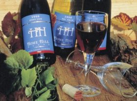 Home Hill Vineyard and Winery Restaurant - ACT Tourism