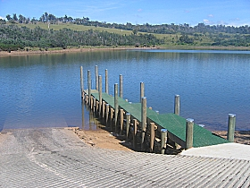 Trevallyn Dam - ACT Tourism