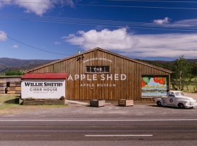 The Apple Shed Tasmania - ACT Tourism
