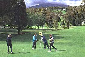Deloraine Golf Course - ACT Tourism