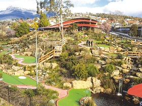 Putters Adventure Golf - ACT Tourism