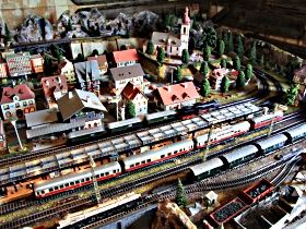 Tudor Court Model Village and German Model Train World - ACT Tourism