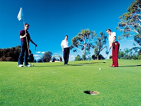 Scamander River Golf Club - ACT Tourism