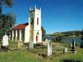 St Matthias Anglican Church - ACT Tourism