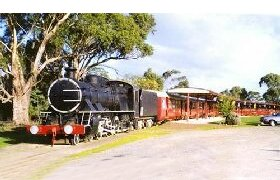 Margate Train - The - ACT Tourism
