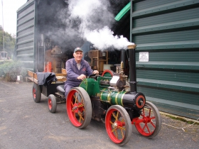 Pearns Steam World - ACT Tourism