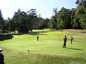 Sheffield Golf Course - ACT Tourism