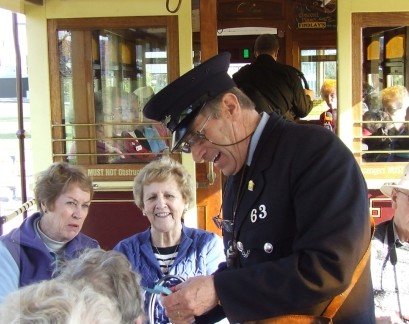 Launceston Tramway Museum - ACT Tourism