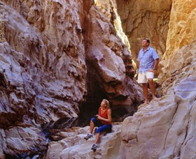 Redbank Gorge - ACT Tourism