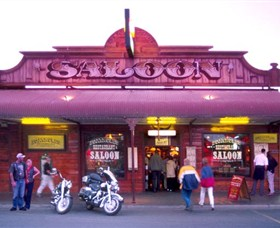Bojangles Saloon and Dining Room - ACT Tourism
