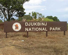 Djukbinj National Park - ACT Tourism