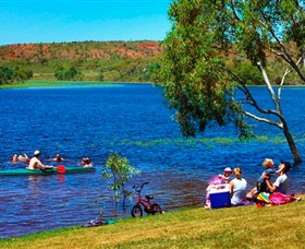 Tingkkarli/Lake Mary Ann - ACT Tourism