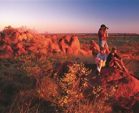 Kunjarra/The Pebbles - ACT Tourism