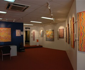 Mason Gallery - ACT Tourism