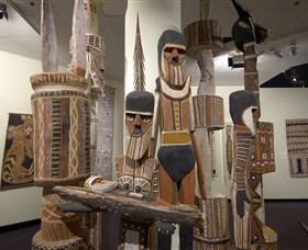 Museum and Art Gallery of the Northern Territory - ACT Tourism