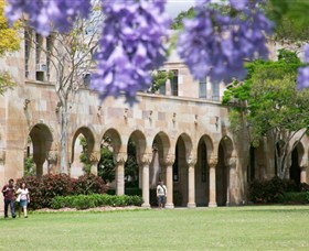 The University of Queensland - ACT Tourism
