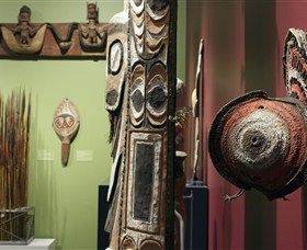 UQ Anthropology Museum - ACT Tourism