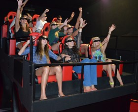 7D Cinema - Virtual Reality - ACT Tourism