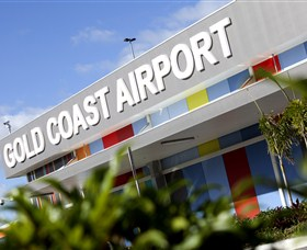 Gold Coast Airport - ACT Tourism