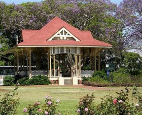 Gympie Memorial Park - ACT Tourism