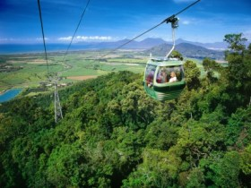 Skyrail Rainforest Cableway - ACT Tourism