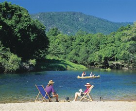 Goldsborough Valley Wooroonooran National Park - ACT Tourism