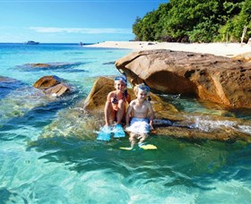 Fitzroy Island National Park - ACT Tourism
