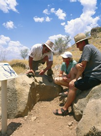 Riversleigh Fossil Fields - ACT Tourism