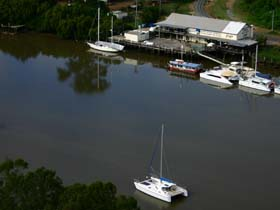 Port of Maryborough - ACT Tourism