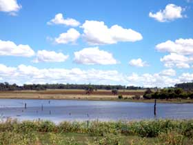 Gordonbrook Dam - ACT Tourism