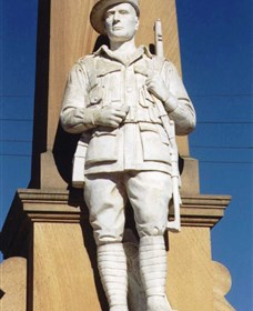 Beaudesert War Memorial - ACT Tourism