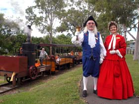 Maryborough Heritage City Markets - ACT Tourism