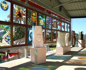 Alpha31 Art Gallery and Sculpture Garden - ACT Tourism