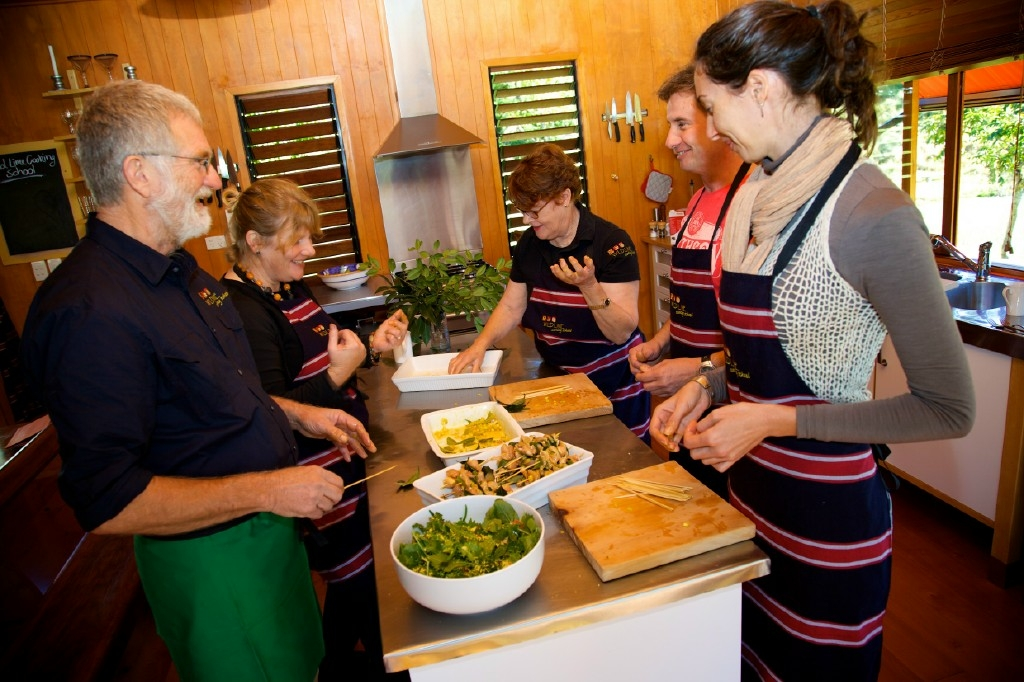 Wild Lime Cooking School - ACT Tourism