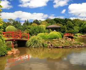 Japanese Gardens - ACT Tourism