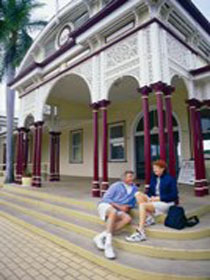 Emerald Historic Railway Station - ACT Tourism
