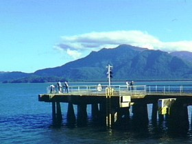 Lucinda Jetty - ACT Tourism