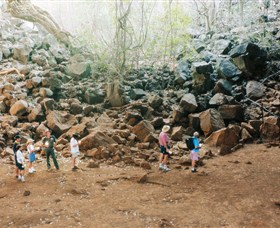 Undara Volcanic National Park - ACT Tourism